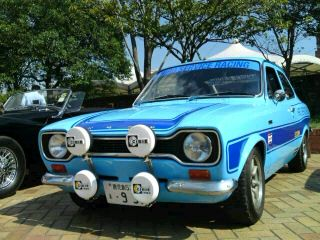 Pin En Ford Escort