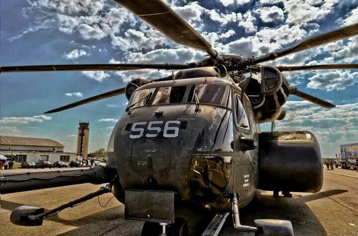Sikorski MH-53E Sea Dragon