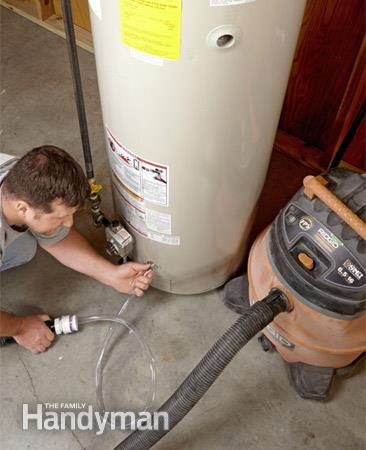 How To Flush A Water Heater Home Improvement Loans Home Repair
