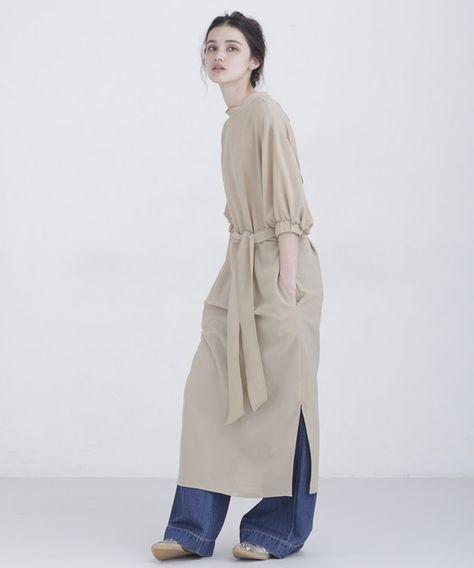4b9b3b34ed7 ナノ・ユニバース公式通販サイト | Образы | ファッション、ワンピース トレンド、春ファッション 2018
