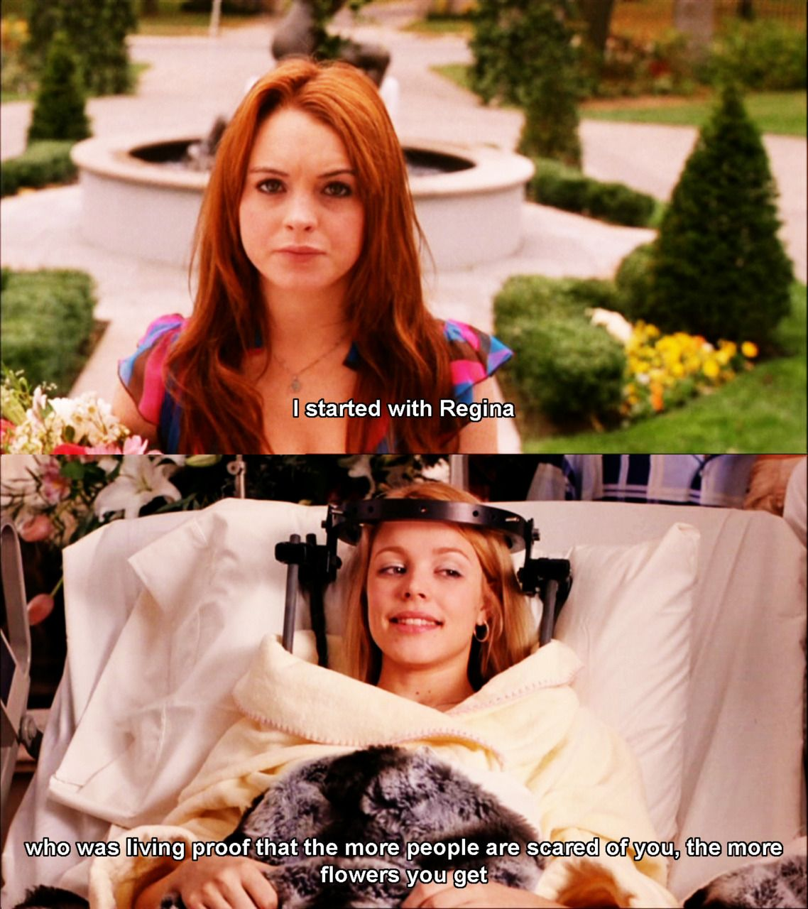 Quotes About Mean Women: Movie Quotes #meangirls