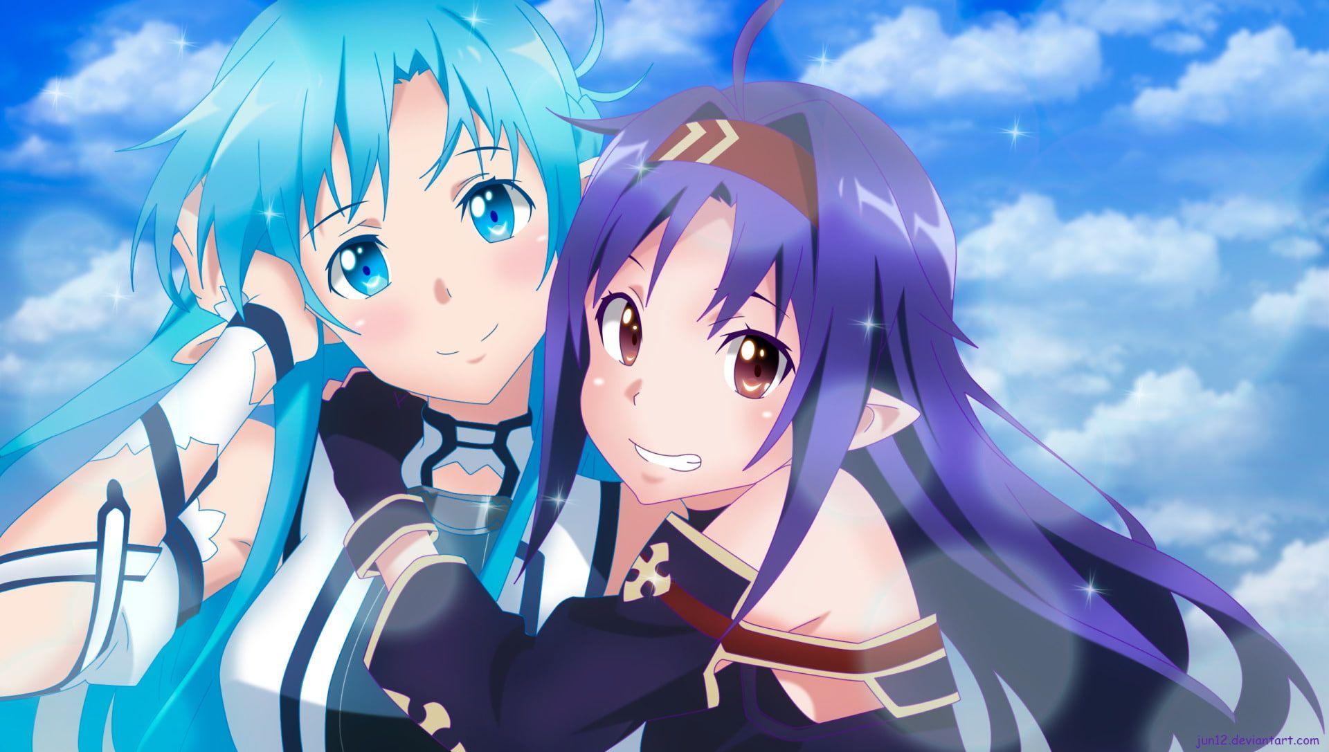 Sword Art Online Sword Art Online II Asuna Yuuki Yuuki