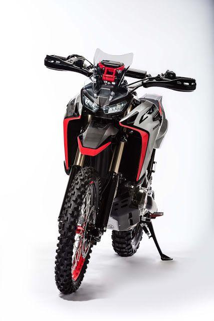 2017 Honda Africa Twin Enduro Sport Concept