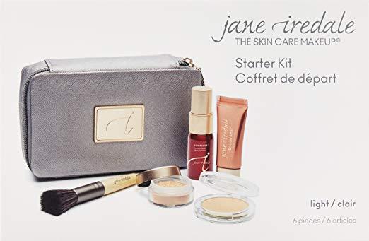 jane iredale Starter Kit, Light Luxury Beauty