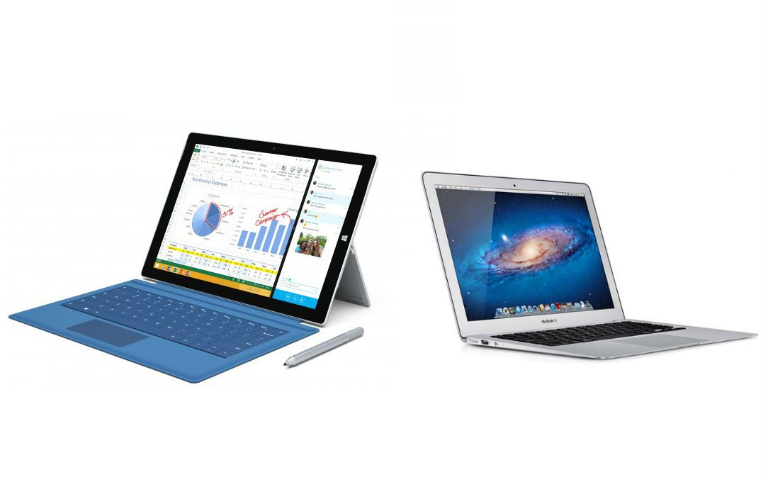 Hands On Comparison Of Apple Macbook Vs Microsoft Surface Book Microsoft Surface Book Microsoft Surface Surface Pro