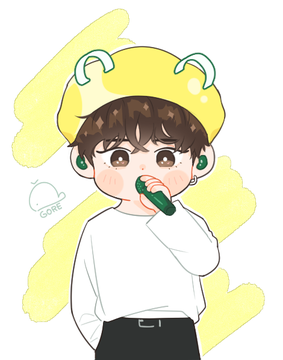 고래 On Twitter Bts Chibi Bts Drawings Taehyung Fanart