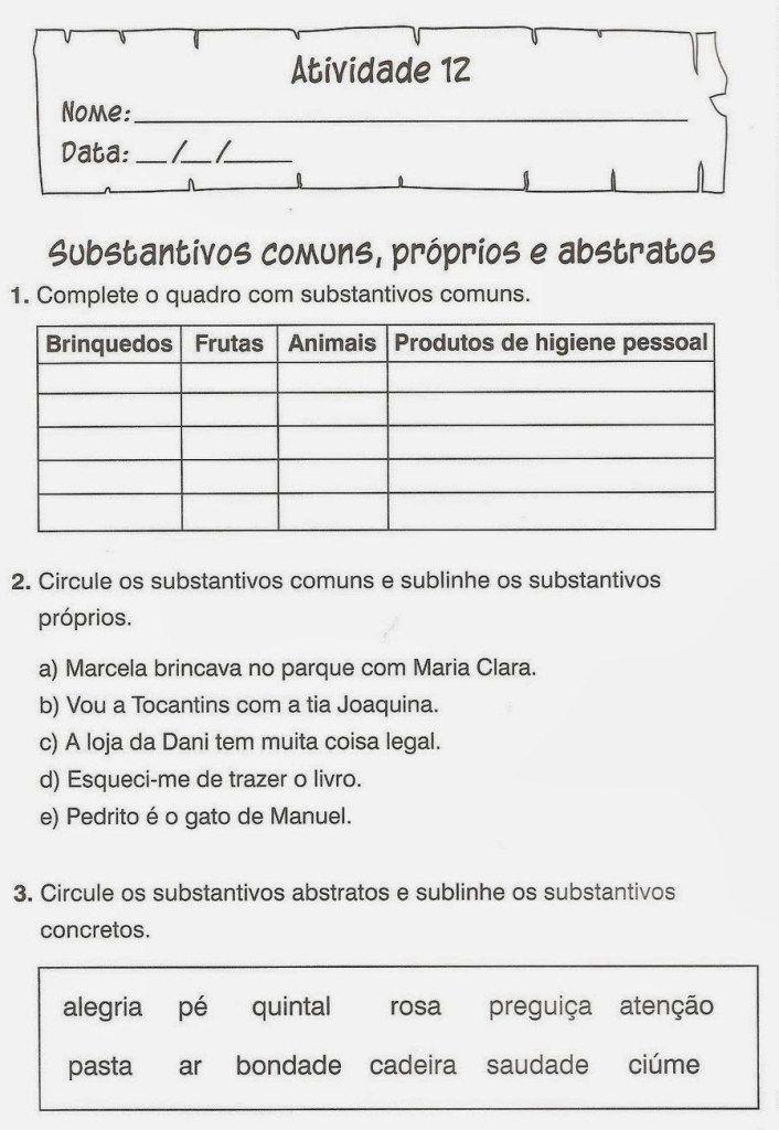 Pin Em Gramatica
