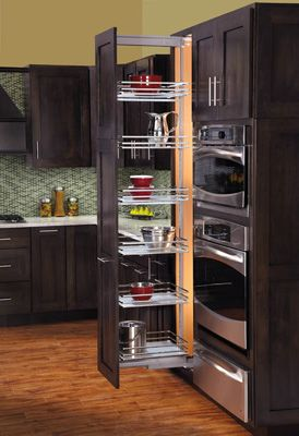 Pantry Organizers The Closet Works Gallery Kitchen