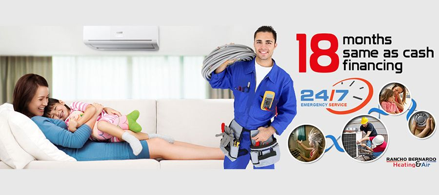 Rancho Bernardo Heating Air Is A Family Owned Full Service