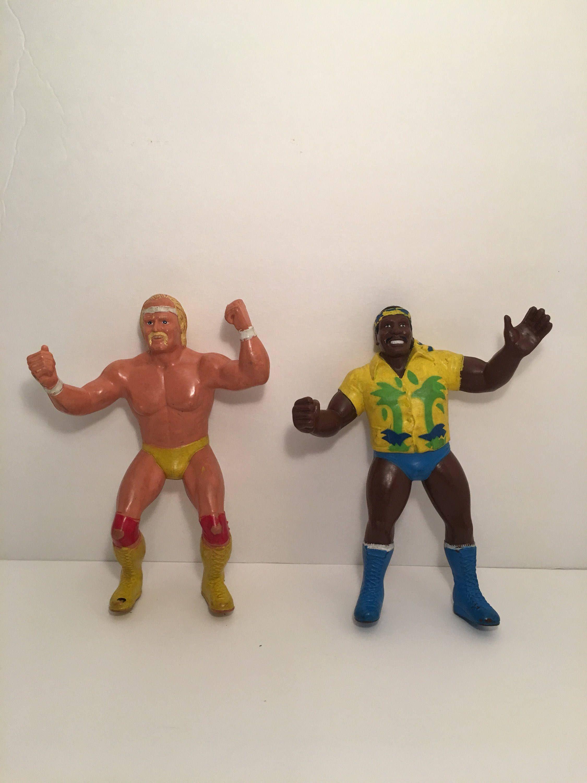 Hulk Hogan and Koko B Ware Action Figures Hulk hogan