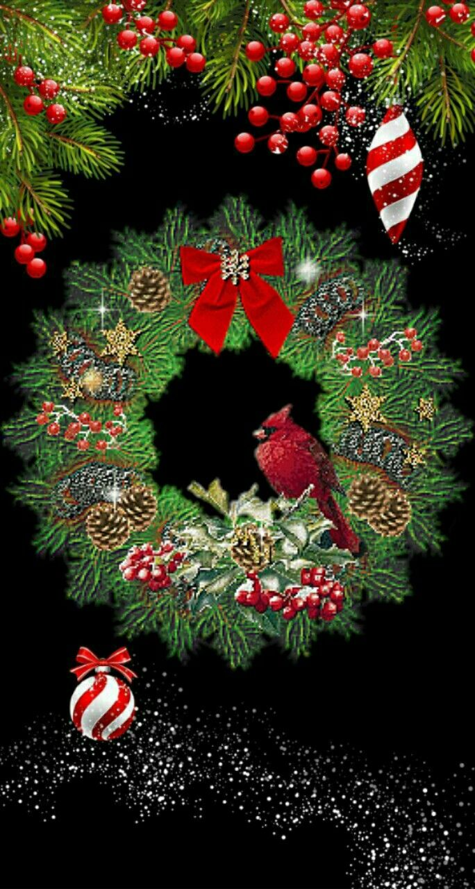 iphone wall: christmas tjn | x-mas backgrounds | pinterest