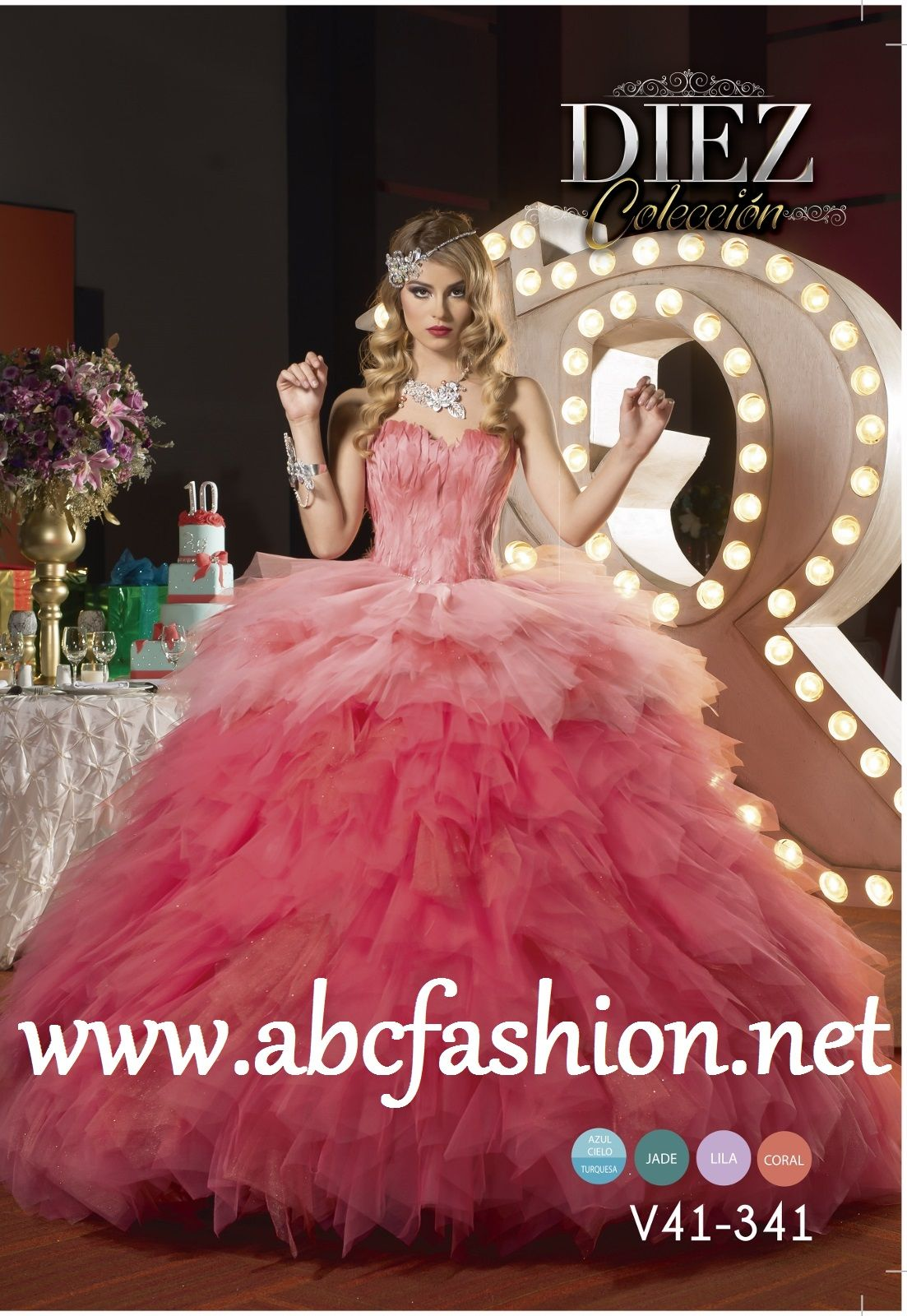 Ragazza Fashion Dietz Quinceanera Dress Collection Call us at 972 ...