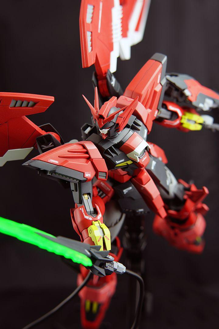 GUNDAM GUY: MG 1/100 Gundam Epyon - Paitned Build
