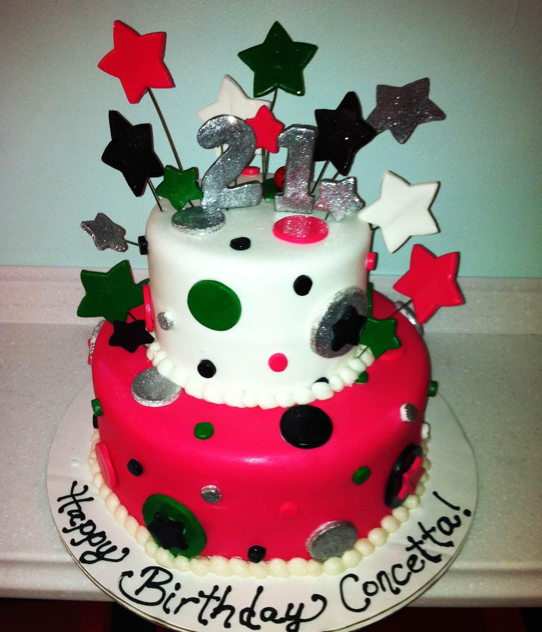 21st Birthday Cakes, 21st Cake, 21st