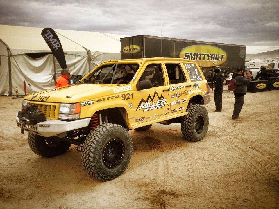 Miller Motorsports Competition 4600 Class 5 9l Limited Zj Grand Cherokee Jeep Zj Jeep Mods Jeep Bumpers