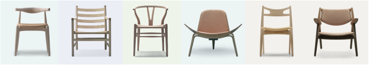 Carl Hansen and son meubels scandinavisch Deens