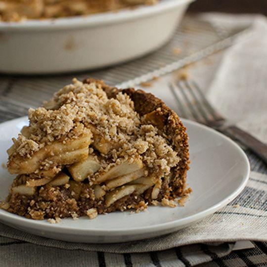 Gluten-Free Maple Vanilla Bean Apple Pie | Frontier Co-op