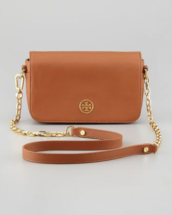 5c348bffe2f Robinson Mini Chain-Strap Bag Luggage | Wish list | Bags, Tory burch ...