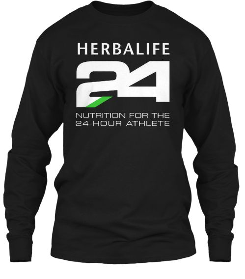 Limited Edition Herbalife 24 Long Sleeve Herbalife Herbalife Clothing Herbalife 24