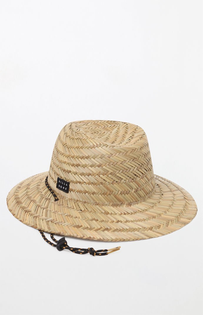 b491afbefb6 Billabong Nomad Straw Lifeguard Hat by Billabong