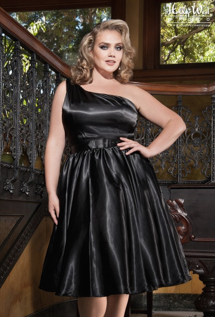 New Year's Eve Dresses For Plus Size Fashionistas Plus
