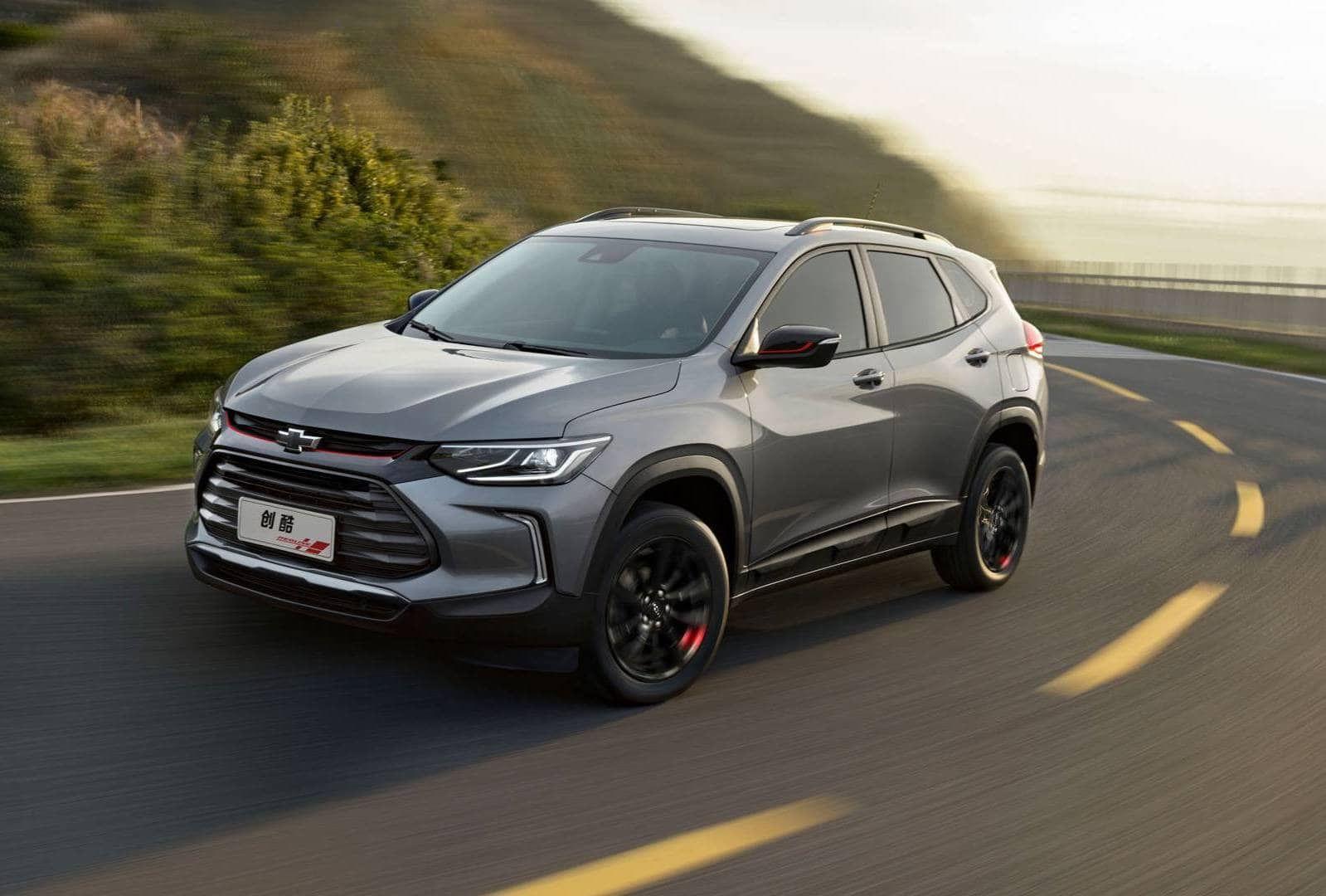 Chevrolet Tracker 2020 Fotos Versiones Equipamiento Y