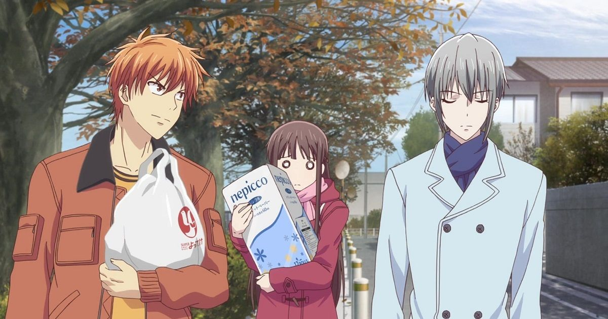 Fruits Basket une date pour la seconde saison du remake