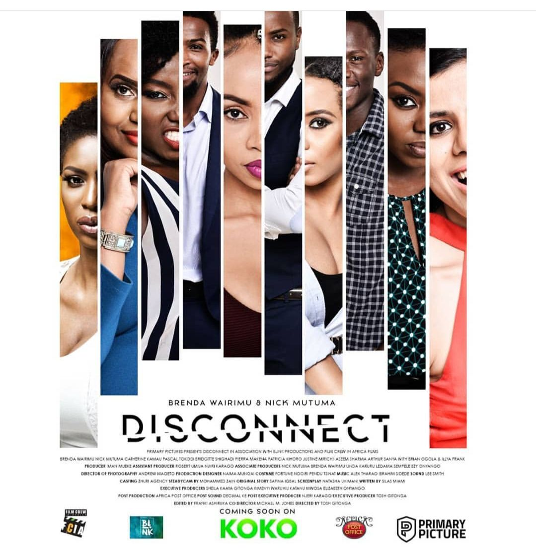 Image result for 8. Disconnect movie