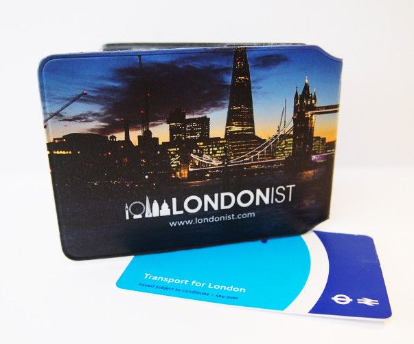 londonist oyster card holder  oyster card holders oyster