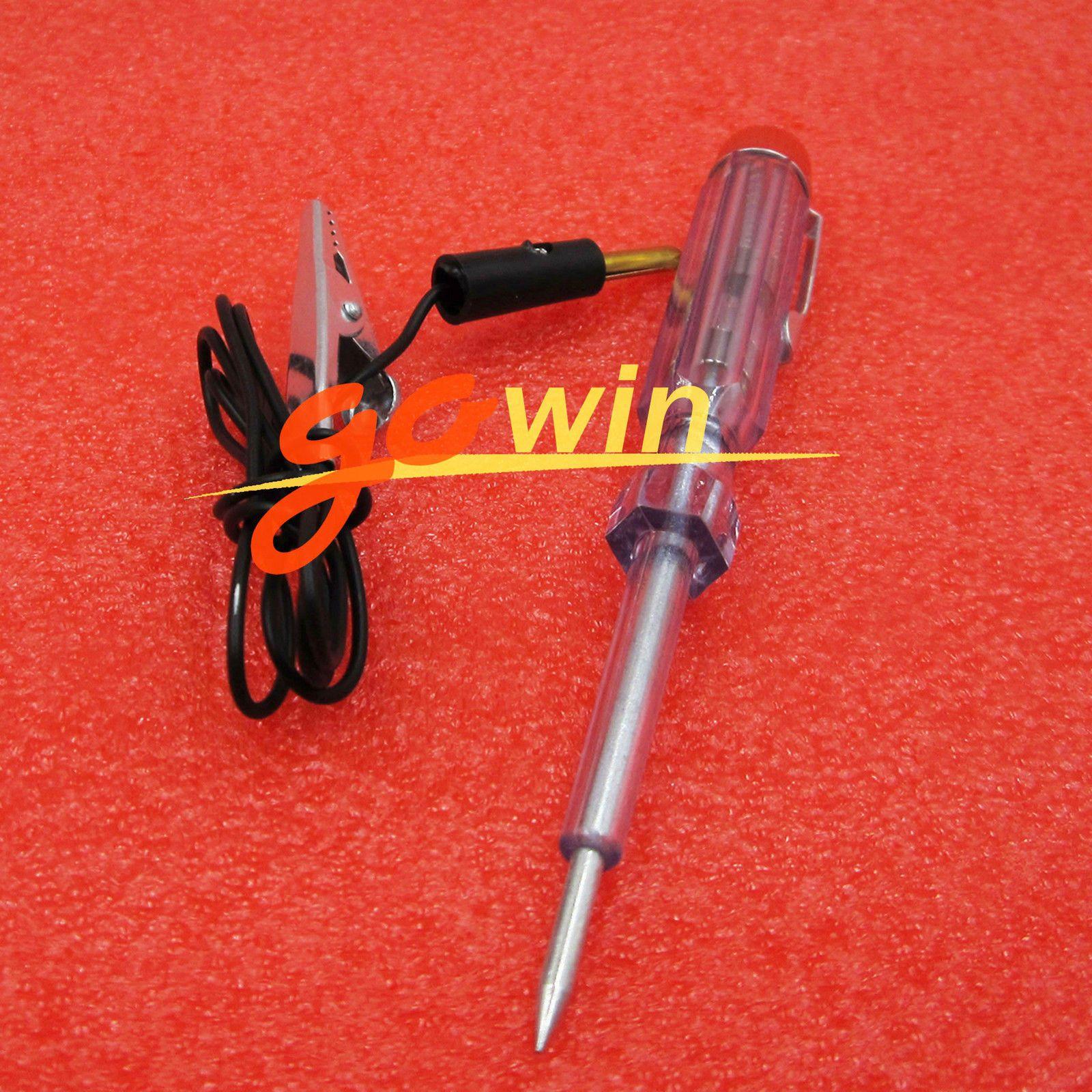 New Dc 6v 12v 24v Auto Car Motorcycle Circuit Voltage Tester Pen In Ebay 099 Electronics