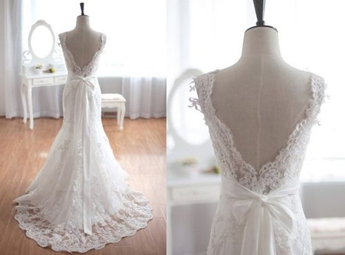 Bride Abby Wedding Dress Wonderxue | Moda | Pinterest | Wedding ...