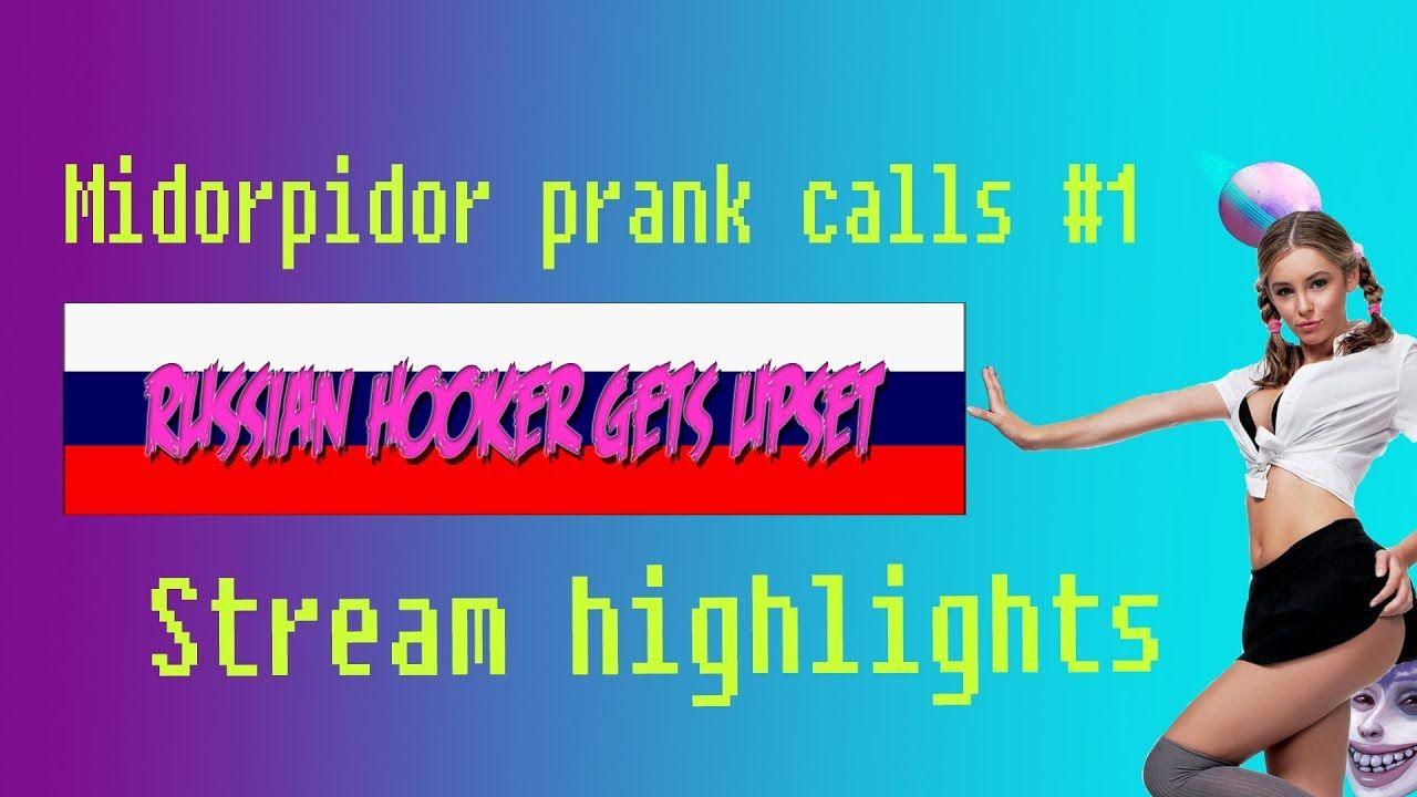russian hooker gets mad on the prank call #pranks #funny #prank