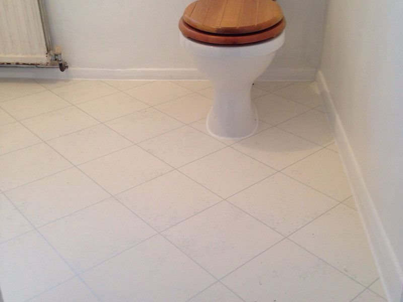Client Private Residence In South London Brief To Supply Install - Bathroom floor contractors
