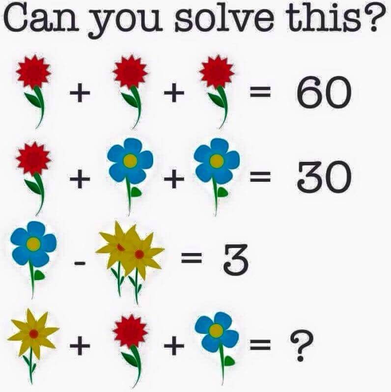 Rekenraadsel | Awesome Stuff | Pinterest | Maths, School and Brain ...