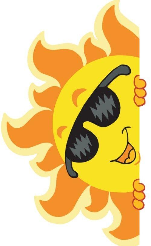 free fresh cartoon summer fun vector illustration 03 rh pinterest com clipart summer lunch clip art summer season