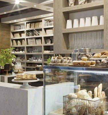 Inspiration Store Bakery Design Shop Interiors Restaurant Design