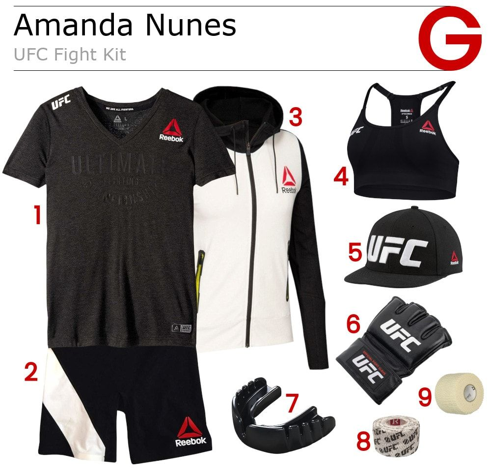 Mens Reebok Jose Aldo UFC Black Jersey UFC Official Fighter Kit Jersey NEW Tags