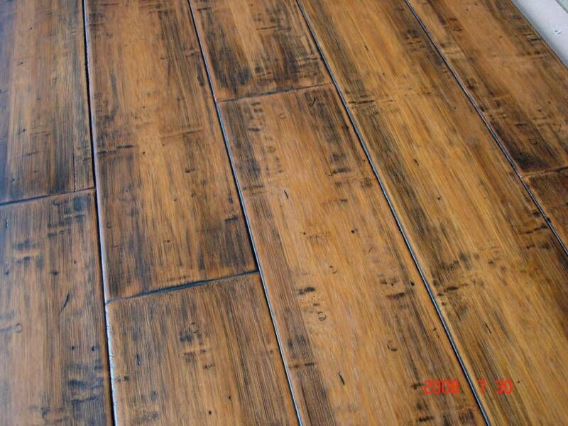 Bamboo Wood Floors | Bamboo Floors: Wood Grain Bamboo Flooring