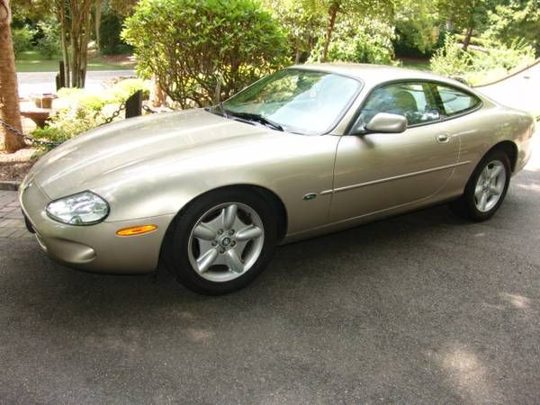 Jaguar Xk8 Coupe 97 Low Mile 51k 8 900 Raleigh Nc Forsale Craigslist Jaguar Xk8 Car Find Coupe