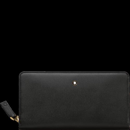 cb9be9698c Meisterstück Long Wallet 8cc zip around | Il portafoglio da donna ...