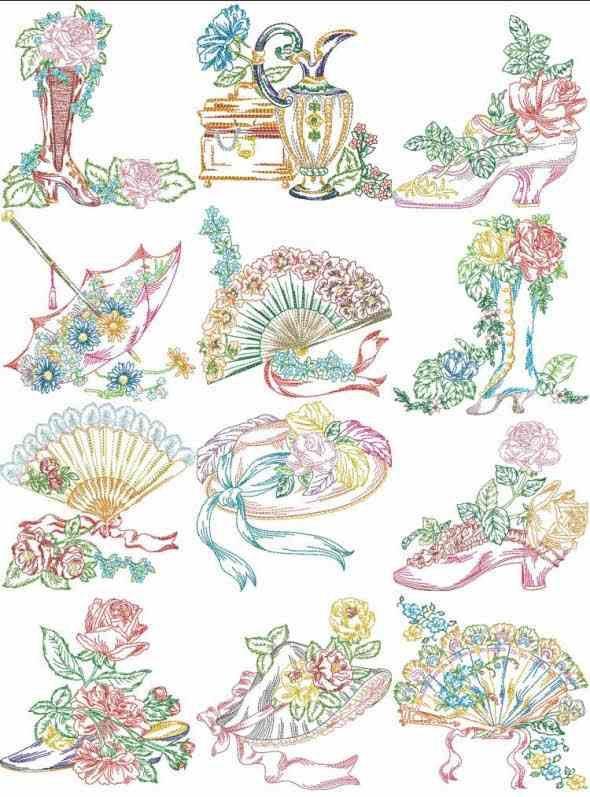Embroidery | dibujos en 2018 | Bordado, Bordado a mano y Cromos