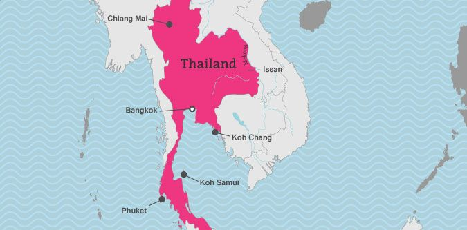 Thailand Weather In August Temperature Climate Best Time