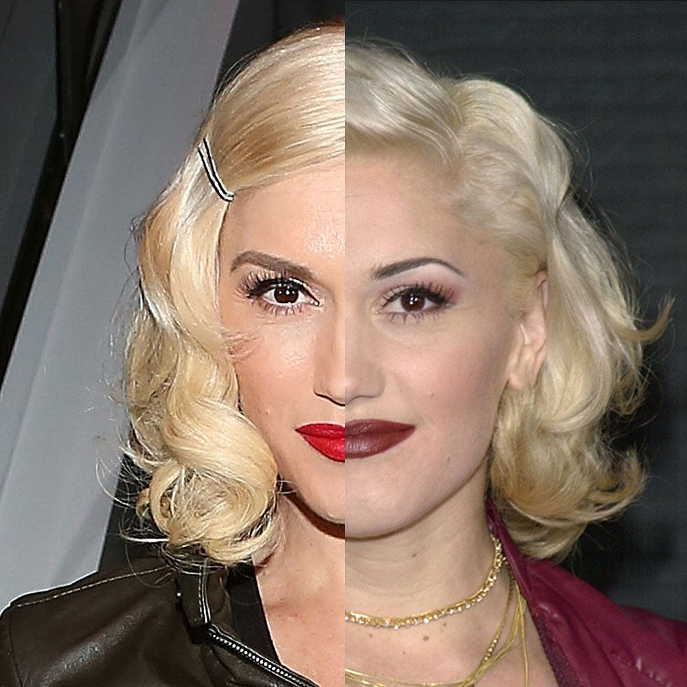 Gwen Stefani Hasn't Changed Much Since the '90s | Gwen ... гвен стефани