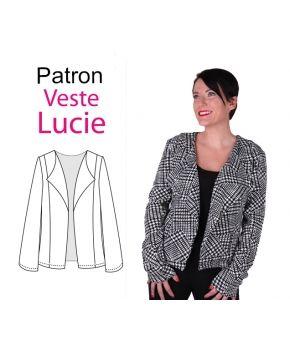 reproduire modèle patron de veste femme