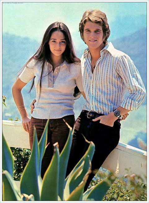 Image result for dino martin jr olivia hussey