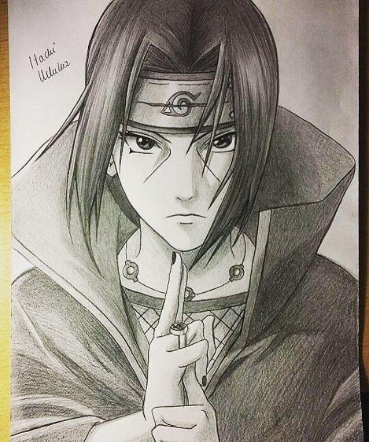 Itachi, Naruto And Anime