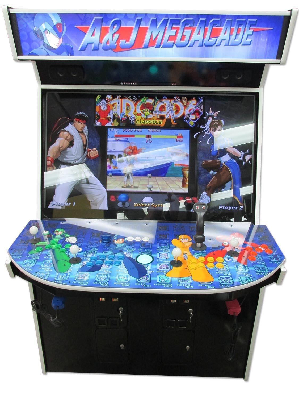 MegaCade Dream Home Arcades Arcade games, Arcade, Games
