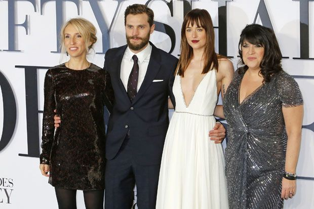 Director Sam Taylor-Johnson Leaves 'Fifty Shades of Grey' Franchise