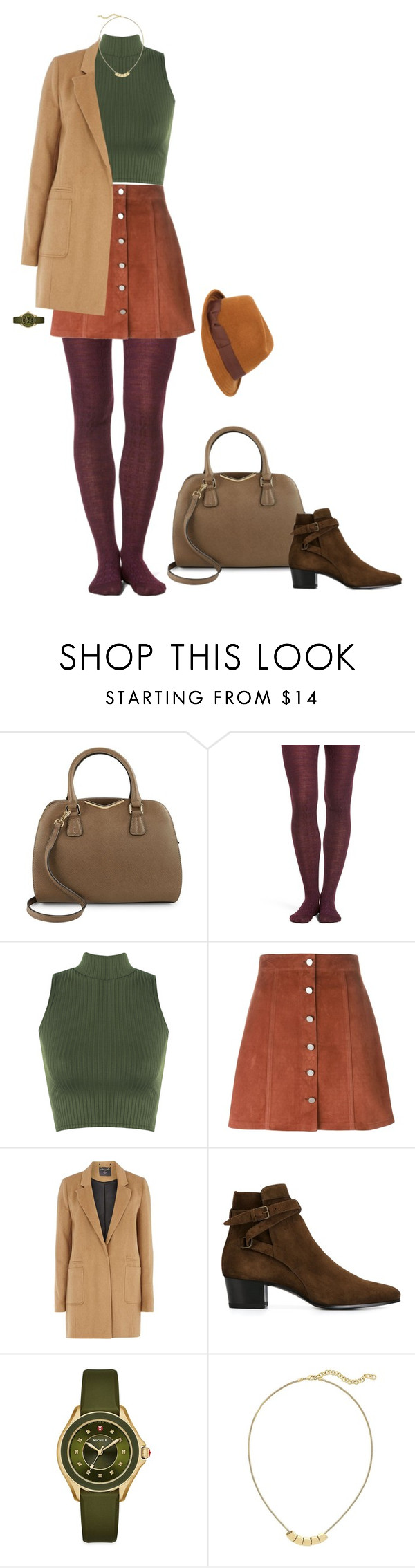 """""""Falling for Fall"""" by silverheartwood ❤ liked on Polyvore featuring Calvin Klein, Smartwool, WearAll, Theory, mel, Yves Saint Laurent, Michele, Cole Haan and FOUR BUTTONS"""