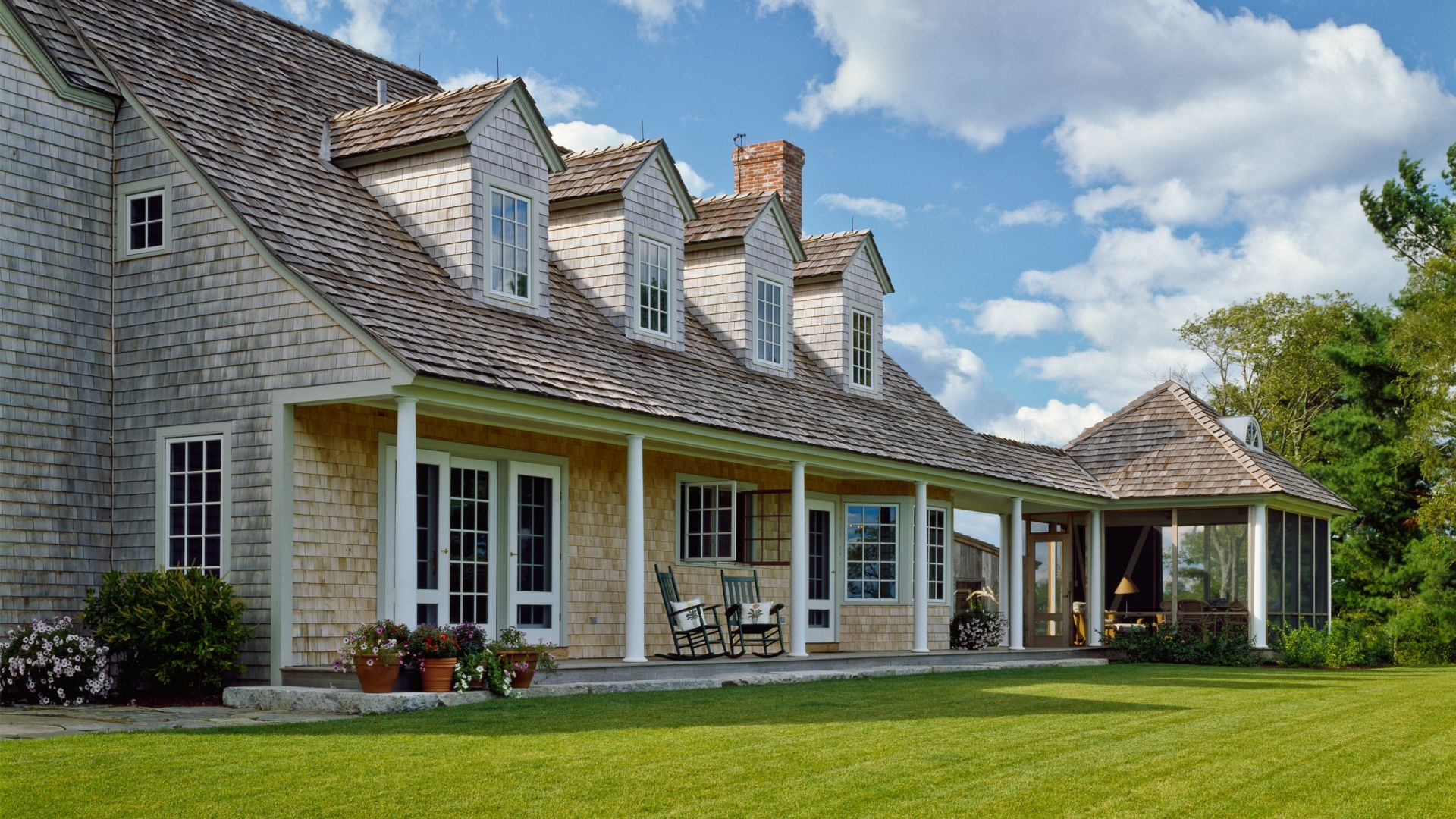 Highland farm residence greater portland maine whitten